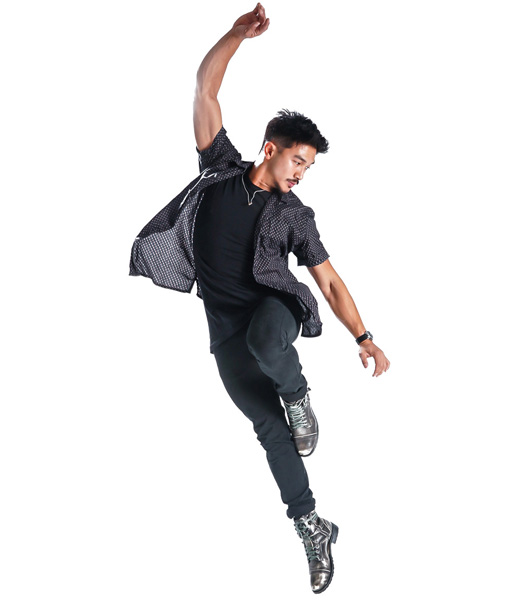 Hollywood Dance Jamz Faculty - Marko Germar